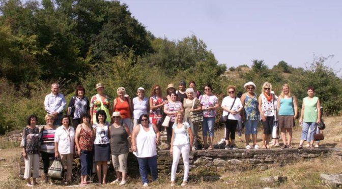 Кметът на Търговище гостува на празник  за развитие на туризма в Драгановец