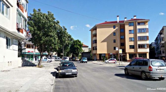 На приключване са  капиталовите  ремонти  на  улици в Търговище