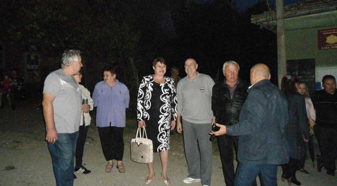 Денчо Димитров е кандидатът за кмет на ПП ГЕРБ в село Баба Тонка