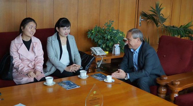 Търговище посрещна нови преподаватели по китайски език