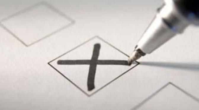 До 22 октомври се приемат заявления за гласуване в подвижна избирателна секция