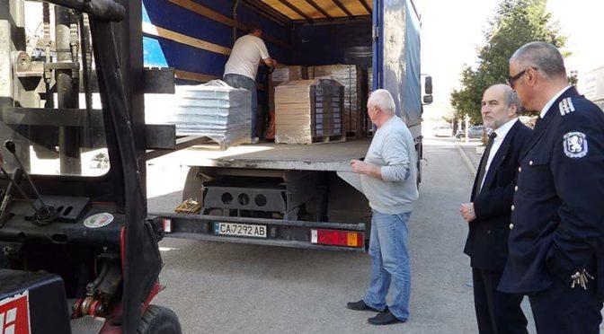 В Областна администрация Търговище са доставени бюлетините за предстоящите избори
