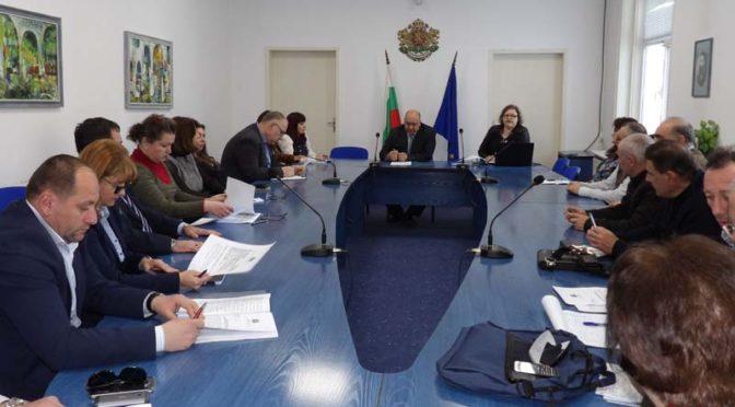 Няма постъпили сигнали за корупция в Областния обществен съвет за превенция и противодействие на корупцията