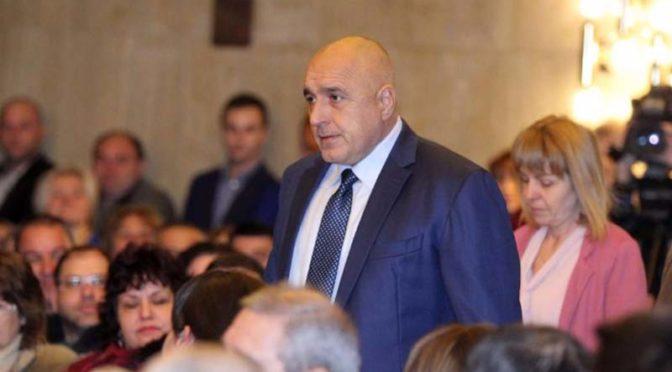 Бойко Борисов ще се срещне с жители на Търговище
