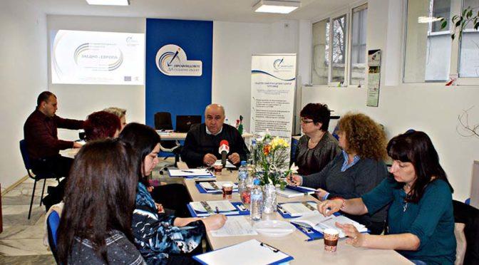 """Областен информационен център-Търговище се включва в инициативата """"Заедно за Европа"""""""