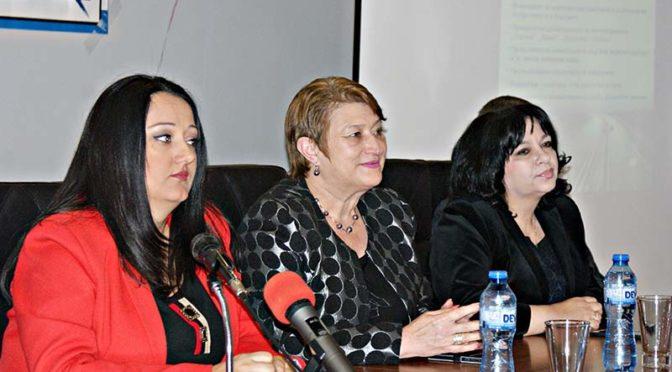 В Търговище Лиляна Павлова акцентира на регионалното развитие и благоустройството