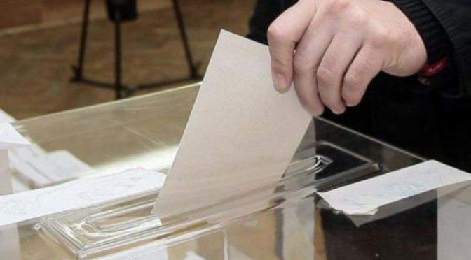 В Търговищко ще гласуват в 259 избирателни секции