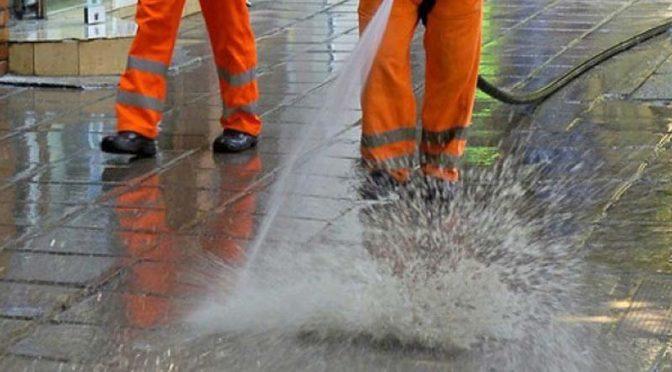 Община Търговище въвежда допълнителен контрол за почистването на улиците