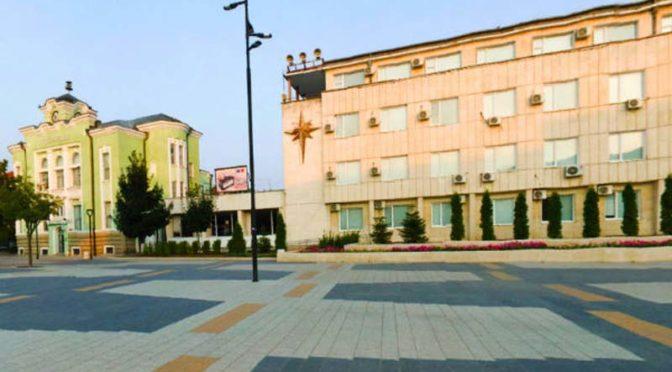 Договор за 5,3 млн. лв. за градска среда подписа кметът на Търговище