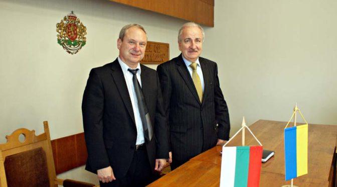 Посланикът на Украйна в България – официален гост в Търговище