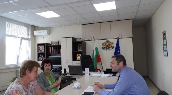 Областният управител Митко Стайков ще съдейства за решаване на проблемите в сектора на спешната помощ