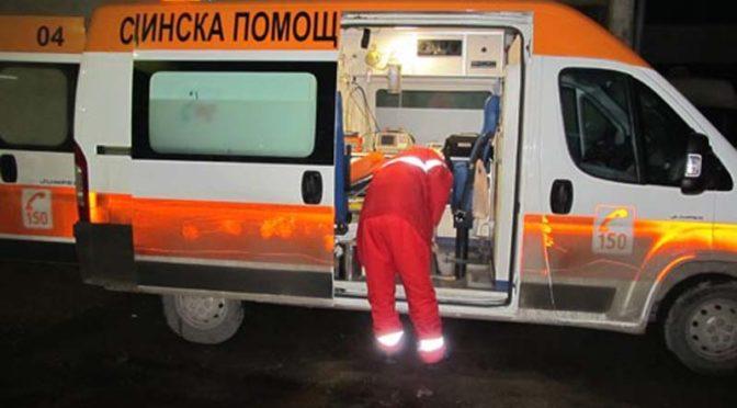 Две жертви при катастрофа на пътя Омуртаг – Котел