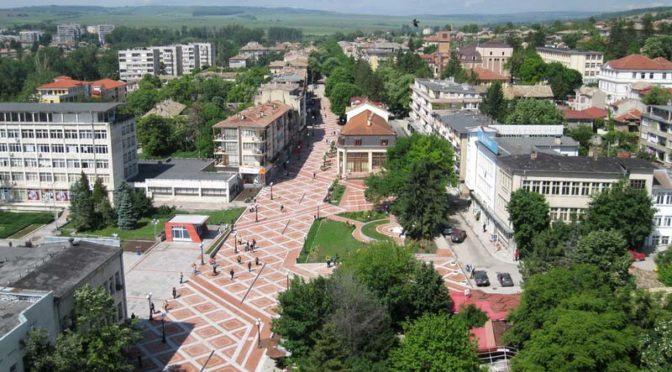 Община Попово стартира строително-монтажните дейности  за обновяване на публичната инфраструктура