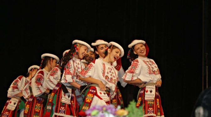 Търговище в усмивките и в културата на етносите и толерантността