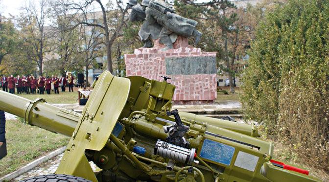 Търговище с поклон пред подвига на загиналите български войници и офицери