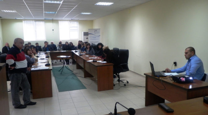 ОИЦ-Търговище представи актуални процедури по ОПРЧР и ОПОС