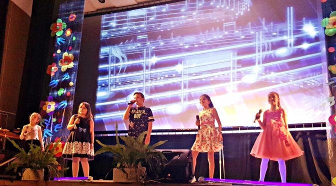 Музикално-танцов спектакъл със съставите на Читалището