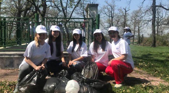 """Пролетно почистване в историческата местност """"Баба Конду"""""""
