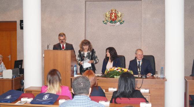 4 чужди делегации гостуват в Търговище за празника на града