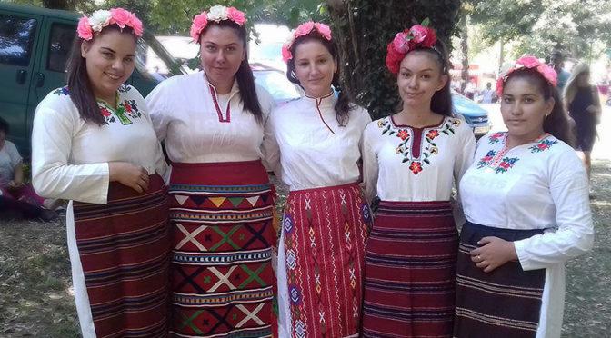 Читалището в Кралево с приз от тракийския фолклорен събор в Старозагорско