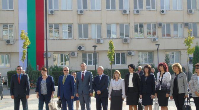 Търговище отбеляза 110 години от обявяването на Независимостта на България