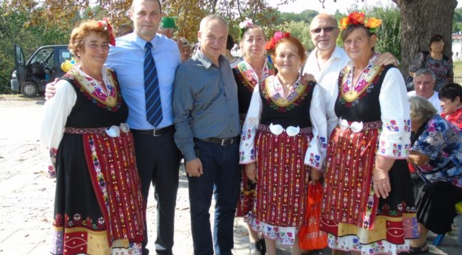 Състоя се фолклорен събор в село Буховци