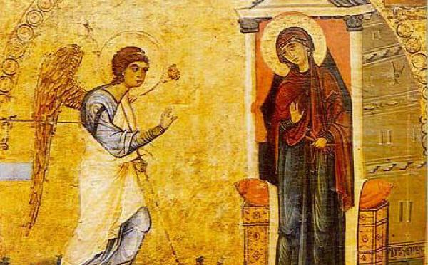 Днес почитаме рождението на Света Дева Мария