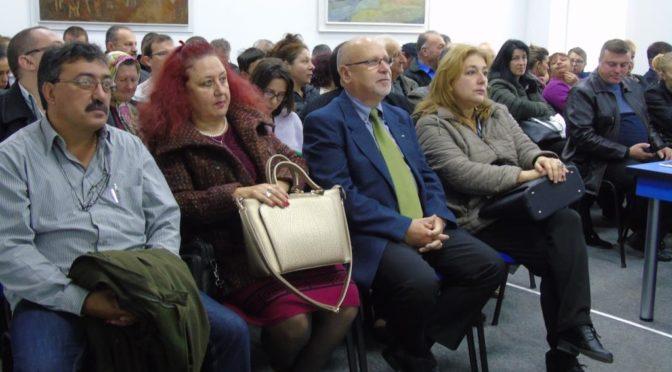 Митко Стайков откри работна среща с животновъди от област Търговище