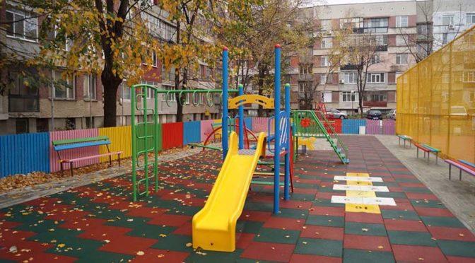Втора мултифункционална площадка за спорт и игри изградиха в Търговище