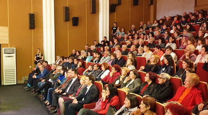 БСП-Търговище отбеляза 125 години организирано социалистическо движение