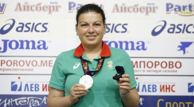 Антоанета Бонева взе квота за Олимпиадата в Токио