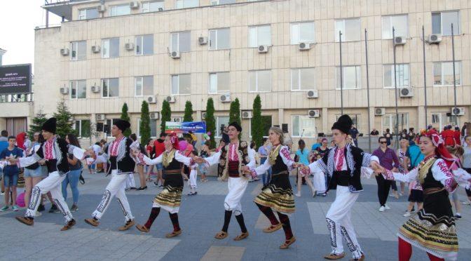 Заместник областният управител даде старта на концерта по Kомуникационната стратегия на България за Европейския съюз