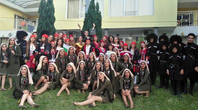 """Балет """"ВЕГА"""" триумфира на международен фестивал"""