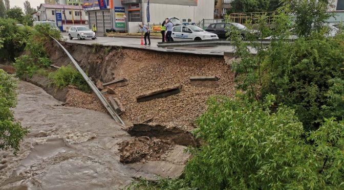 """Актуализират капиталовата програма заради ремонта на подпорната стена на бул. """"Митр. Андрей"""""""