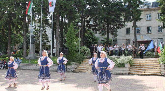 Честване на Официалния празник на Община Омуртаг