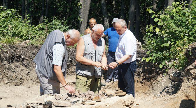Култова сграда разкриха археолозите в античния град Мисионис