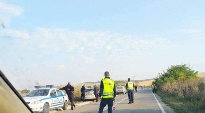 Тежка катастрофа на пътя Разград – Попово