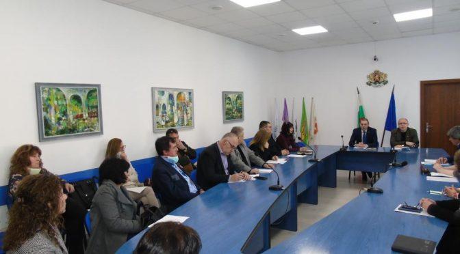 Обсъдиха мерките за противодействие навлизането на коронавирус инфекцията с ръководителите на държавните структури
