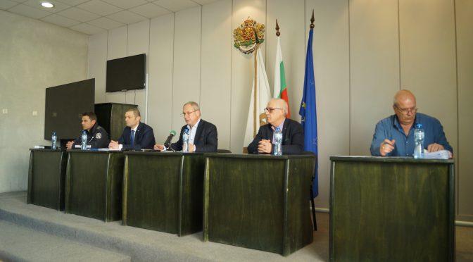 Институциите в Търговище работят заедно срещу COVID-19