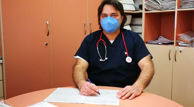 """""""Аз съм обикновен лекар, който по стечение на обстоятелствата върши това, което може…"""""""