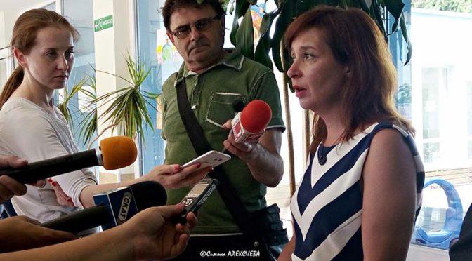 Министърът на труда и социалната политика посети Търговище
