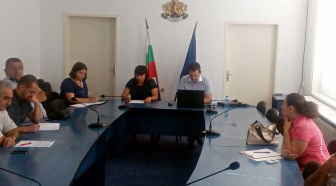 Представители на малкия и средния бизнес от област Търговище обсъждаха евро-проекти