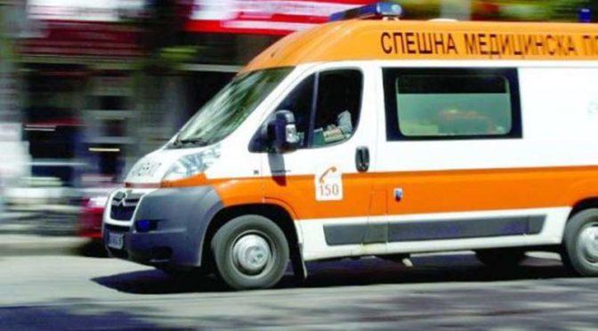 Тежка пътно-транспортна катастрофа в с. Ломци