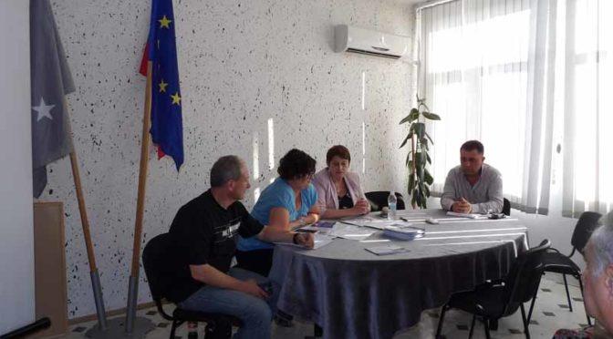 Учредена бе общинска структура на Предприемачи ГЕРБ