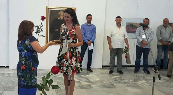 Изложба закри 22 Международен пленер за акварел в Търговище
