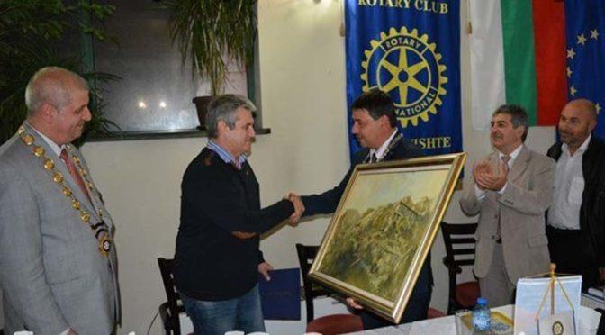 Втори лауреат на престижно ротарианско отличие в Търговище