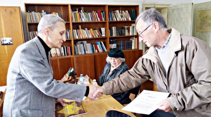 Ден на отворените врати в Държавен архив