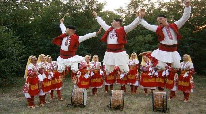 Община Търговище е съорганизатор на  два фолклорни фестивала