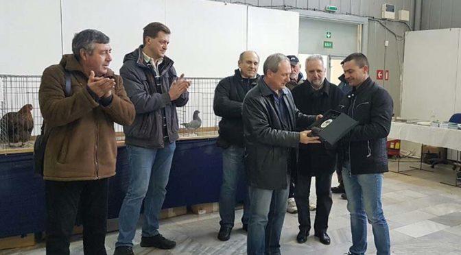 Кметът посети Националната изложба за гълъби в Търговище
