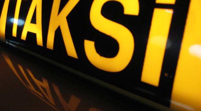 Данъкът за извършване на таксиметрова дейност трябва да бъде платен до края на годината